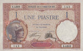 French Indo China 1 Piastre  unc  62,00 EUR