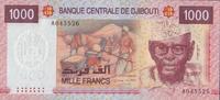 1.000 Francs 2005 Djibouti Pick 42 unc/kassenfrisch  10,00 EUR  +  6,50 EUR shipping