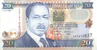 20 Schillings  Kenya Pick 32a unc/kassenfrisch  2,45 EUR  +  6,50 EUR shipping
