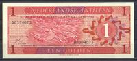 1 Gulden 08.9.1970 Niederlaendische Antillen Pick 20a unc  1,50 EUR  +  6,50 EUR shipping