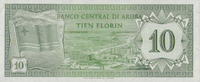 10 Florin  Aruba Pick 2 unc  59,00 EUR  +  6,50 EUR shipping