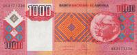 1.000 Kwanzas 2011 Angola Pick 150b unc  30,00 EUR  +  6,50 EUR shipping