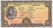 5 Pounds 10.1.1975 Irland-Repubilk Pick 65c unc  280,00 EUR  +  6,50 EUR shipping