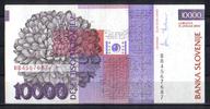 10.000 Tolarjew 15.1.2000 Slowenien Pick 24a unc/kassenfrisch  130,00 EUR