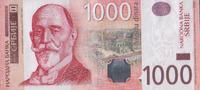 1.000 Dinara 2011 Serbien Pick 60a unc/kassenfrisch  22,00 EUR  +  6,50 EUR shipping