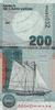 200 Escudos 20.1.2005 Cabo Verde Pick 68a unc/kassenfrisch  5,50 EUR  +  6,50 EUR shipping
