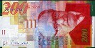 200 New Sheqalim 2006 Israel Pick 62c unc  80,00 EUR  +  6,50 EUR shipping