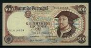500 Escudos 06.9.1979 Portugal Pick 170b unc/kassenfrisch  62,00 EUR  +  6,50 EUR shipping