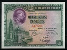 500 Pesetas 15.8.1928 Spanien Pick 77a 1-  85,00 EUR