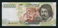 100.000 Lire  Italien Pick 117a unc  125,00 EUR