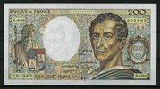 200 Francs 1988 Frankreich Pick 155c unc  133.31 US$ 120,00 EUR  +  7.22 US$ shipping