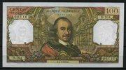 100 Francs 04.1.1973 Frankreich Pick 149d unc  130,00 EUR
