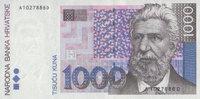 1.000 Kuna  Kroatien Pick 35a unc  220,00 EUR  +  6,50 EUR shipping