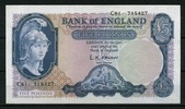 5 Pounds  Großbritannien Pick 372a unc/kassenfrisch  145,00 EUR  +  6,50 EUR shipping