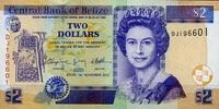 2 Dollars  Belize Pick 66d unc/kassenfrisch  3,00 EUR  +  6,50 EUR shipping