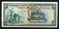 20 Mark 1948 Bank Deutscher Länder  2  125,00 EUR  +  6,50 EUR shipping