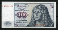 Deutsche Bundesbank 10 Mark 1960 1-