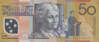 50 Dollars  Australien Pick 60d unc  68,00 EUR