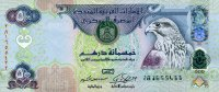Vereinigte Arabische Emirate 500 Dirhams 2011 unc  195,00 EUR 