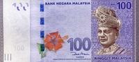 Malaysia 100 Ringgit Pick 55