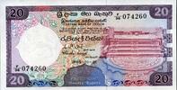 Sri-Lanka 20 Rupees P.93a