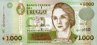 Uruguay 1.000 Pesos Uruguayos 