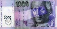1.000 Korun 01.10.1993 Slovakia Pick 39 unc  75,00 EUR