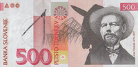 500 Tolarjew 2005 Slowenien Pick 16c unc/kassenfrisch  6,95 EUR
