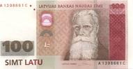 100 Latu 2007 Lettland Pick 57 unc/kassenfrisch  288.84 US$ 260,00 EUR  +  7.22 US$ shipping