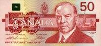 50 Dollars 1988 Canada Pick 98a unc  110,00 EUR