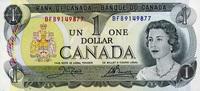 1 Dollar 1973 Canada Pick 85c unc/kassenfrisch  4,00 EUR  +  6,50 EUR shipping