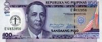 100 Piso 2008 Philippines P.199 unc/kassenfrisch  6,95 EUR
