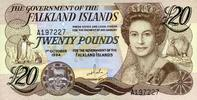 Falkland-Island 20 Pounds