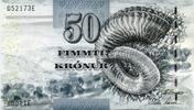 50 Kronur (20)01 Färöer-Insel Pick 24a unc/kassenfrisch  19,00 EUR