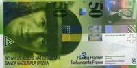 50 Franken 1994 Schweiz Pick 70 unc/kassenfrisch  70,00 EUR  +  6,50 EUR shipping