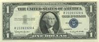 1 Dollar 1957B USA Pick 419b unc/kassenfrisch  21,50 EUR  +  6,50 EUR shipping
