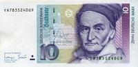 10 Mark 01.10.1993 Deutsche Bundesbank Ros.303b unc/kassenfrisch  12,00 EUR  +  6,50 EUR shipping
