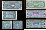 1-1.000 Mark 1944 Alliierte Besatzung *7 Werte Ros.201-207* unc/kassenf... 220,00 EUR  +  6,50 EUR shipping