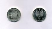 10 Euro 2010 Deutschland 10 Euro Silber Gedenkmünzen -KONRAD ZUSE- prf.  15,50 EUR  +  6,50 EUR shipping