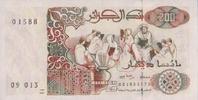 200 Dinars 1992 Algerien Pick 138 unc/kassenfrisch  9,00 EUR