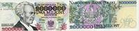 2 Million Zlotych 16.11.1993 Polen P.163a unc/kassenfrisch  85.54 US$ 77,00 EUR  +  7.22 US$ shipping