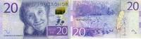 20 Kronor (2015) Schweden Neue Serie 2015/ASTRID LINDGREN unc/kassenfri... 6,00 EUR  +  6,50 EUR shipping