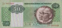 50 Kwanzas 1984 Angola Pick 118 unc/kassenfrisch  8,00 EUR  +  6,50 EUR shipping
