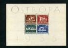 Block 3 1935 Deutsches Reich. - Osteuropäische Briefmarken Ausstellung ... 319,00 EUR  +  6,50 EUR shipping