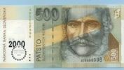 500 Korun 01.10.1993 Slovakia P.38 unc/kassenfrisch  49,00 EUR  +  6,50 EUR shipping