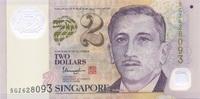 2 Dollars 2005-2013 Singapore  Polymer P.56g unc/kassenfrisch  4,00 EUR  +  6,50 EUR shipping