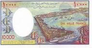 10.000 Francs (1984) Djibouti P.39b unc/kassenfrisch  120,00 EUR  +  6,50 EUR shipping