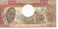 500 Francs 01.4.1978 Gabun P.2b unc/kassenfrisch  42,00 EUR  +  6,50 EUR shipping