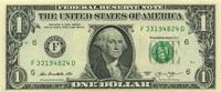 1 Dollar Serie 2013 USA P.536-F/2013 unc/kassenfrisch  2,00 EUR  +  6,50 EUR shipping