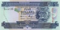 5 Dollars (2006) Solomon -Island P.26 unc/kassenfrisch  1,75 EUR  +  6,50 EUR shipping